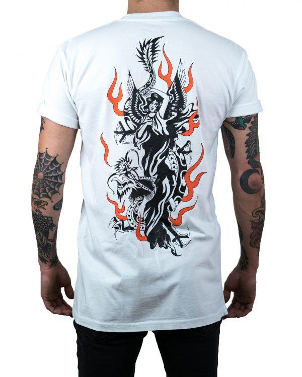 Fireball X JCM Tattoo Tee